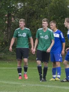 JFV Staleke U18 - Jan Hasselmann, Simon-Tim Schoof