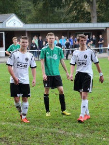 JFV Staleke U18 - Zeven - Justin Dähnenkamp